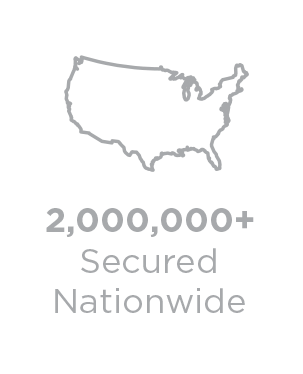 2 Million Plus Secured Nationwide